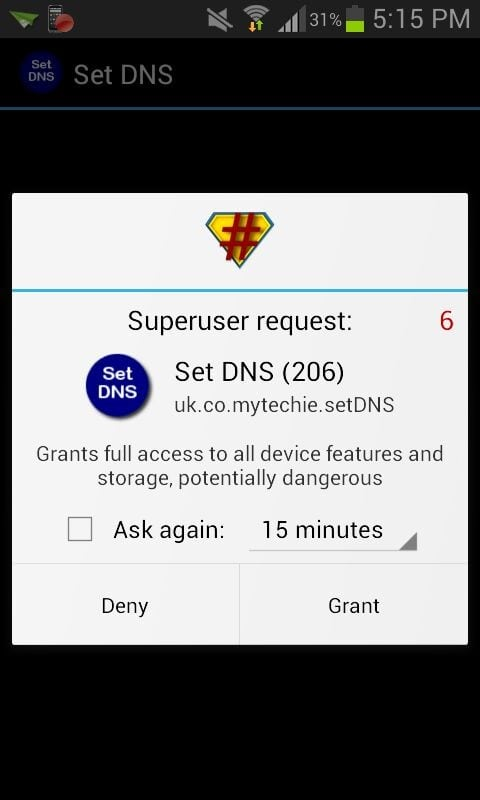 Use Google Public DNS in Android or iOS