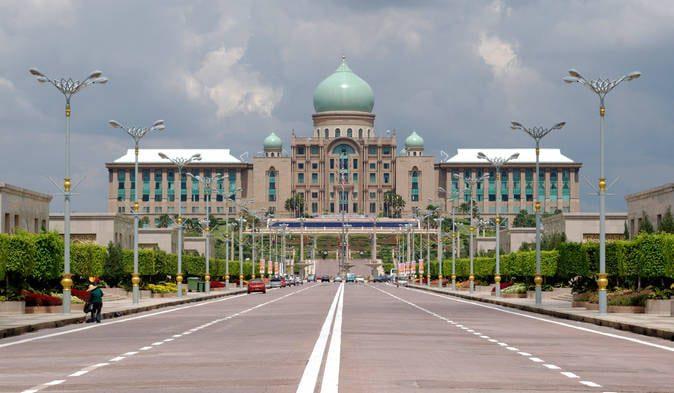 PMO Malaysia, Perdana Putra, Putrajaya